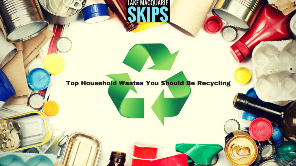 segregation at its finest: top household wastes you should be recycling