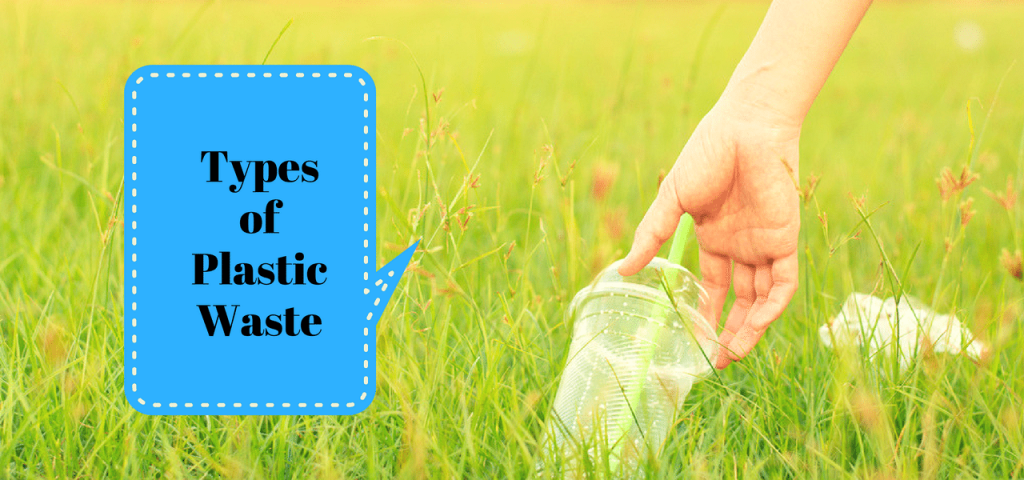 types of plastic waste