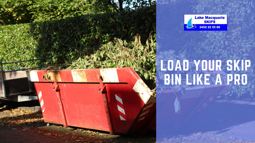 skip bin pro - Lake Macquarie Skips