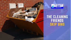 The cleaning friends - Skip Bins - Lake Macquarie Skips