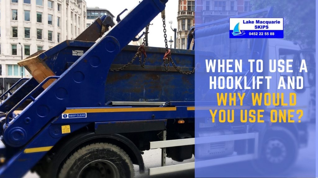 when to use hooklift